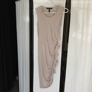Nude Maxi Dress by BCBGMAXAZRIA