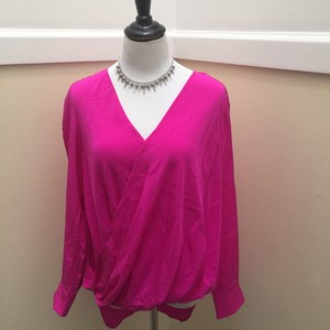 10 Crosby Derek Lam Top Pink