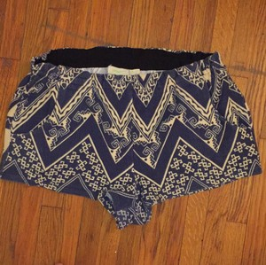 Urban Outfitters Mini/Short Shorts Navy blue