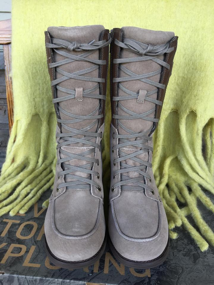 1233a7677f96 The North Face Bridgeton Lace-up In Brindle Brown Boots Booties Size ...