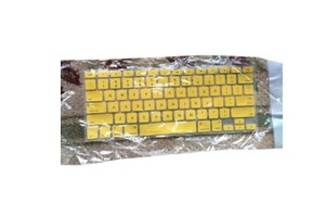 New! Sunny Yellow Macbook Keyboard Cover