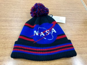Urban Outfitters NASA Winter Knit Hat NEW