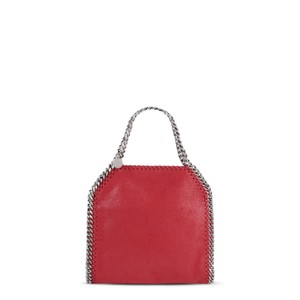 Stella McCartney Red Cherry Falabella Tote in Cherry red