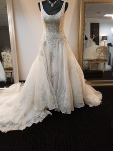 James Clifford J21468 Wedding Dress