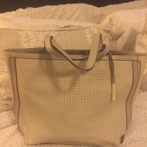 INNUE' Tote in Cream
