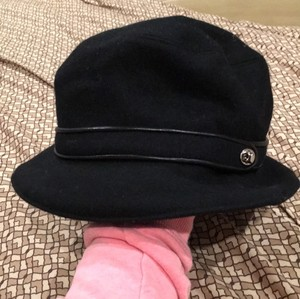 Coach Coach Wool Hat With Buckle