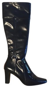 Nickels Tall Black Boots