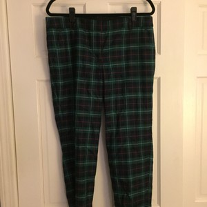 J.Crew Trouser Pants Plaid
