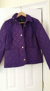Lauren Ralph Lauren Purple Jacket