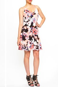Yumi Kim Floral Sunset Dress