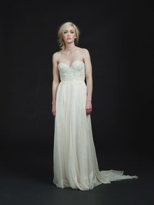 Sarah Seven Carmine Wedding Dress