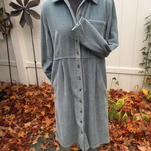 Light blue Maxi Dress by L.L.Bean