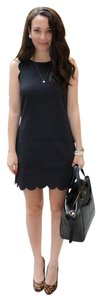 J.Crew Scalloped Shift Little Dress