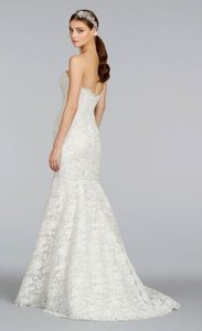 Lazaro Lazaro Wedding Dress Style #3412 Wedding Dress