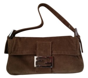 Fendi Satchel in dark beige