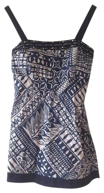 Other Jungle Tropical Dark Floral Tunic