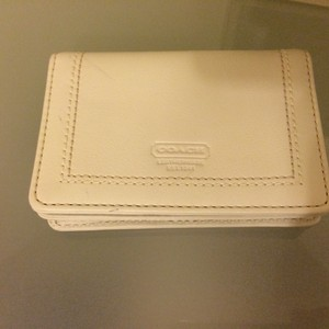 Coach Soho Card Case Wallet