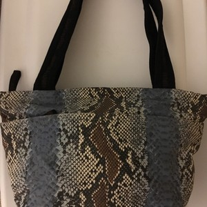 Roberto Cavalli Tote in Mixed