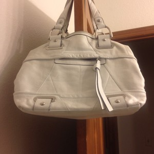 B. Makowsky Tote in Wht