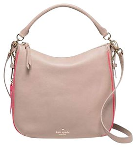 Kate Spade Cobble Hill Small Ella Leather Soft Pabbled Shoulder Bag