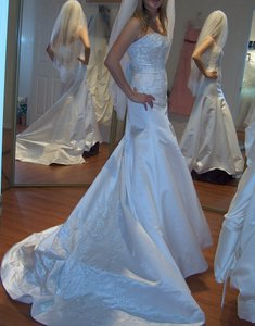 Casablanca Casablanca Bridal Style 1867 Wedding Dress