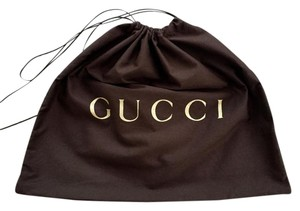 Gucci Dust Tote in brown