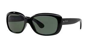 Ray-Ban RB 4101 601 (color) BLACK ORIGINAL JACKIE O Ray Ban SUNGLASSES
