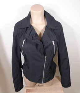 Express Zipper BLACK Jacket