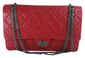 Chanel Jumbo Reissue Spring Double Flap Shoulder Bag