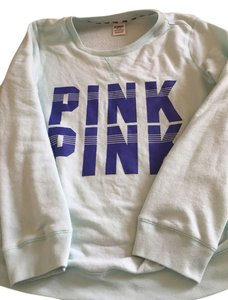 Victoria's Secret #sweatshirt #pink #victorias Secret #blue Sweatshirt