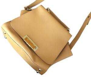 Zac Posen Satchel in Ochre