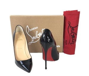 Christian Louboutin Exclusive Luxury black Pumps