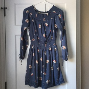Abercrombie & Fitch short dress Blue on Tradesy