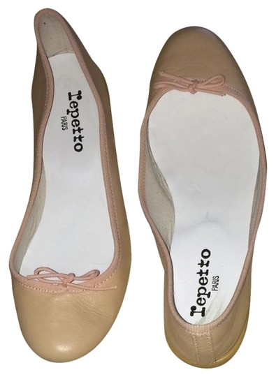 Repetto Saumon(ballet Pink) Flats