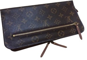 Louis Vuitton Louis Vuitton Momogram Organizer Insolite large wallet clutch