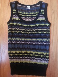 M Missoni Vest Sweater