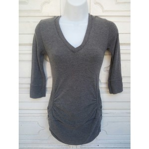 Tampa Grey V-neck Sweatshirt