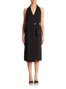 Alexander Wang short dress Black Rag & Bone Haute Hippie Helmut Lang Elizabeth And James Iro on Tradesy