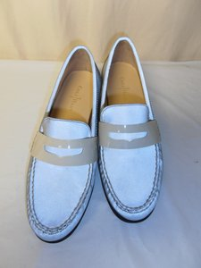 Cole Haan Loafer Nike Air New gray/silver Flats