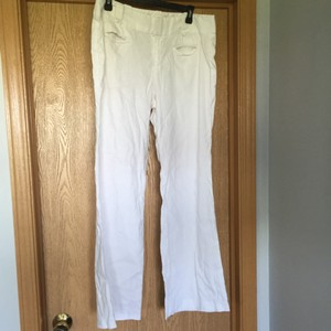 Calvin Klein Trouser Pants White