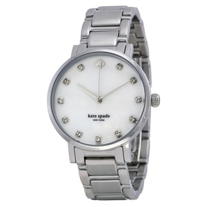 Kate Spade Gramercy Mother of Pearl Dial Stainless Steel Ladies Watch