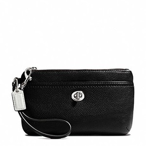 Coach F49472 49472 Wristlet in Black