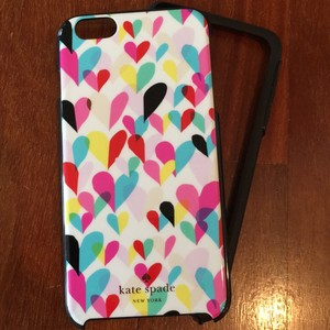 Kate Spade Kate Spade Hybrid Hardshell Case Coque Rigide Multicolor Iphone 6 6s Plus Case