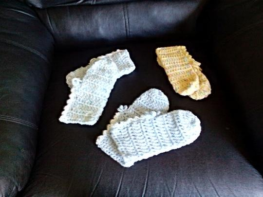 Other Vinage.. Never Worn - Sock Slippers