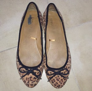 Forever 21 Brown Flats