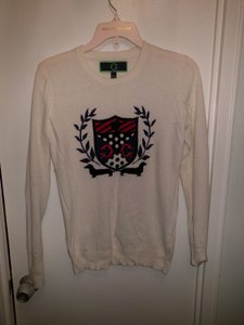 C. Wonder Wool Cashmere Crew Neck Sweater