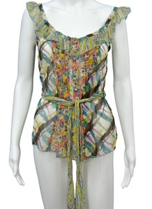 Anna Sui Top Multi