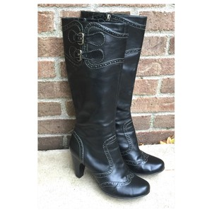 Connie Black Boots