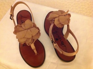 Lanvin Rose Sandals