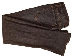 Vera Wang Boot Cut Jeans-Dark Rinse